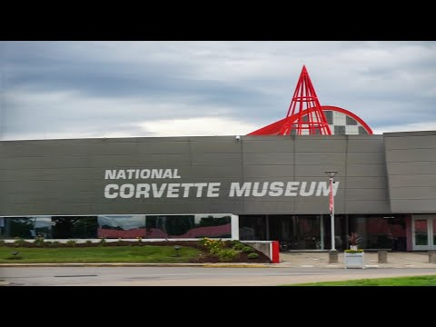 Every Corvette Fan NEEDS to See The National Corvette Museum!