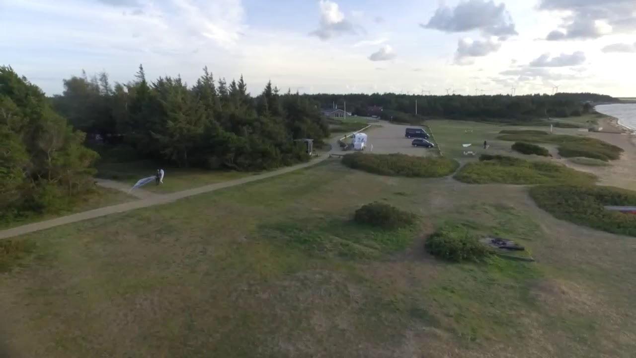 skaven strand in dänemark  youtube
