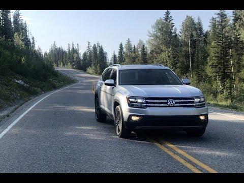 FIRST DRIVE Volkswagen Atlas (DK)