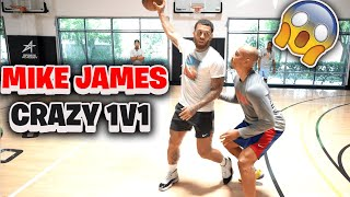 Mike James is *UNGUARDABLE* in 1vs1 😱