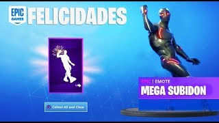 COLLECT THIS FREE BAILE à Fortnite!