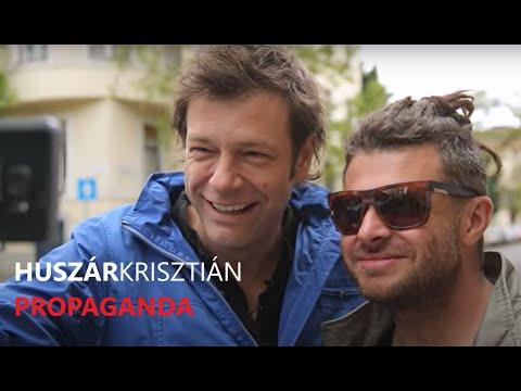 HUSZÁR KRISZTIÁN séf és Till Attila / Propaganda tv2 -teljes műsor / 2016.05.10