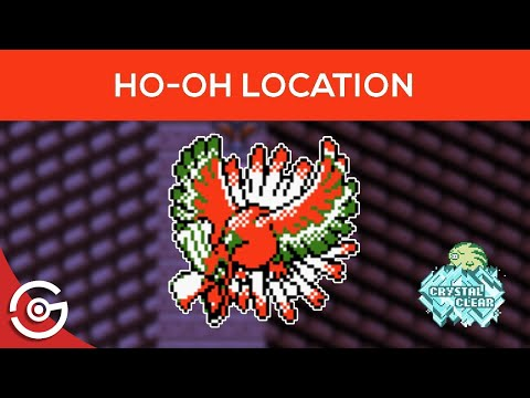 Pokemon Crystal Clear - How To Get Ho-Oh
