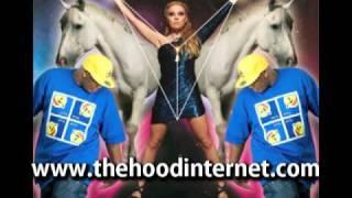 The Hood Internet  - Ricky Bobby Boots (B-Hamp vs Little Boots)