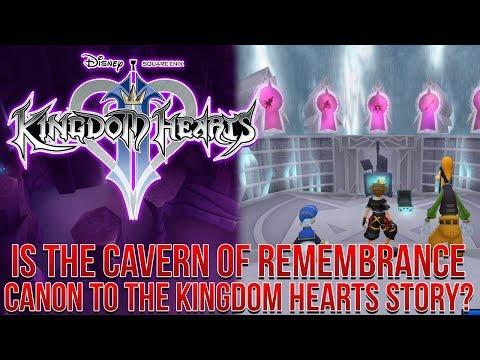 Kingdom Hearts - The Cavern of Remembrance Lore Discussion