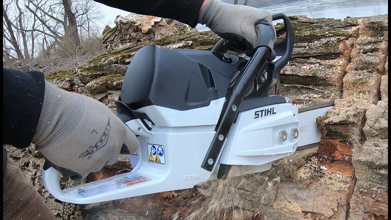Stihl MS 462 C-M Review