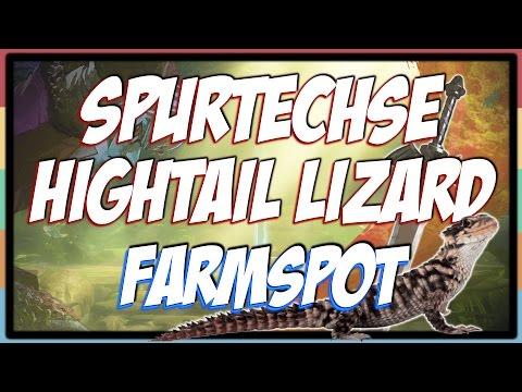 Hightail Lizard Zelda