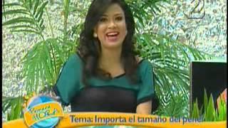 Entrevista con la Lic. Ana Salgado sobre la importancia del tamaño del pene en Primera Hora