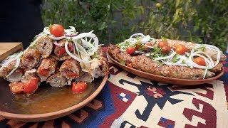 Новый рецепт кебаба на новом мангале. Рецепт от Жоржа
