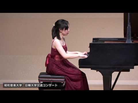 昭和音楽大学 日韓大学交流コンサート(第1部)