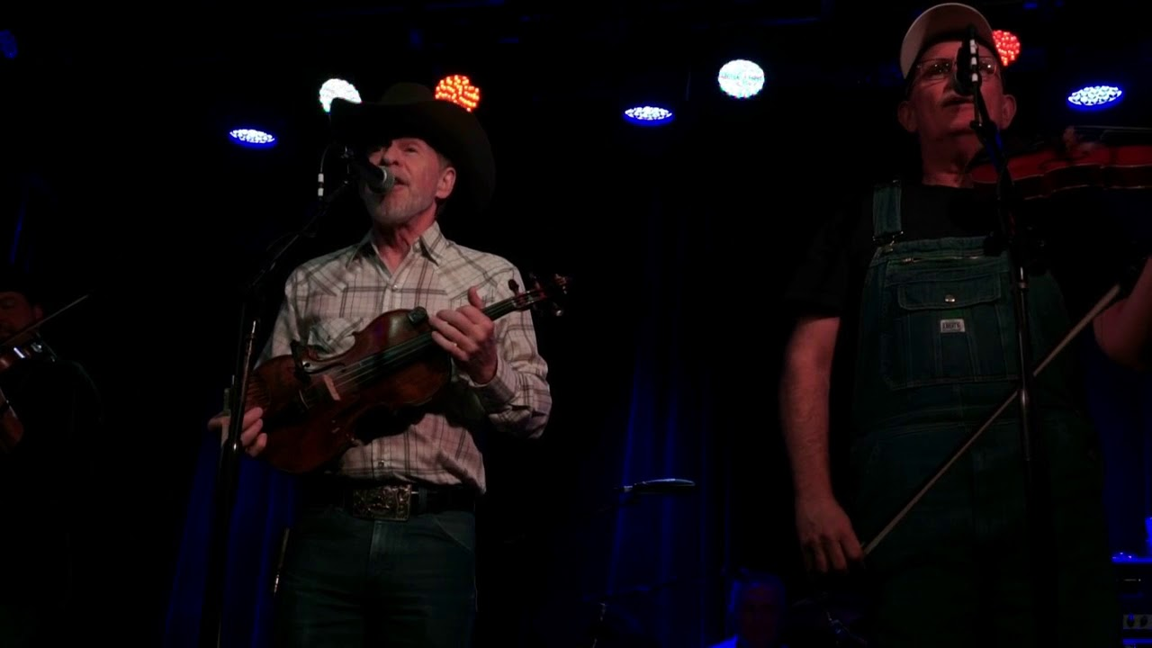 The Time Jumpers — Kenny Sears singing Across the Alley From the
