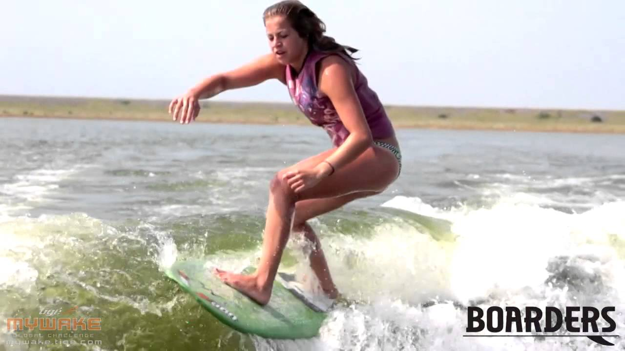 Wallpaper Country Girl Ashley Kidd Wakesurf Pro Surf Female Youtube