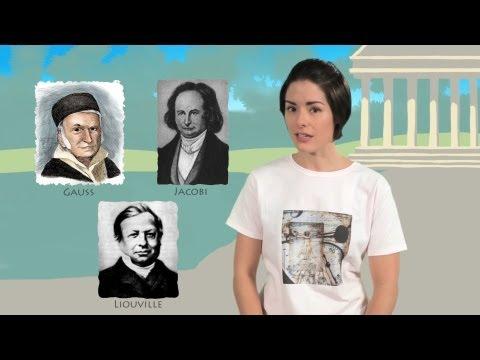 Grandes Pensadores: Galois