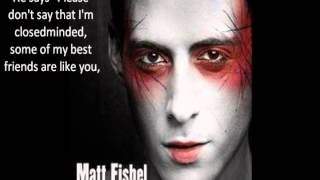 Matt Fishel - Behind Closed Doors [Lyrics]