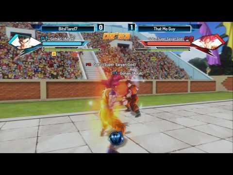 Dragon Ball Xenoverse - BitsFlare17 VS. That Mo Guy | Top 8 | WW Chicago 2016