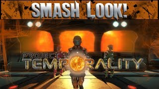 Smash Look! - Project Temporality Gameplay