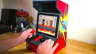 Icade - Ipad Arcade Machine - Review