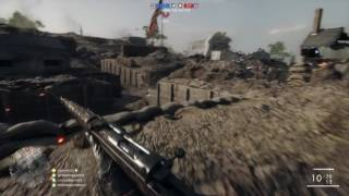 Battlefield™ 1 playing as a medic for the first time