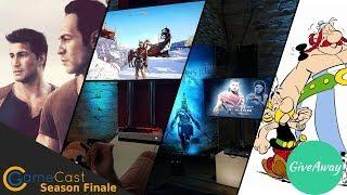 GameCast S01E19 + Giveaway   Για season finale πήγαμε Μύκονο... στο AC Odyssey!