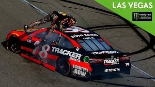 Monster Energy NASCAR Cup Series - Full Race - Kobalt 400