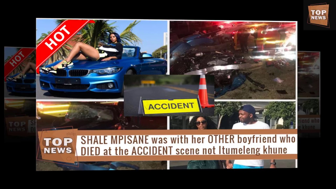 The car in Sbahle Mpisanes accident was registered in Khunes name