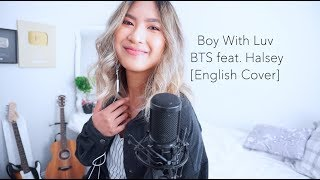 Download BTS (방탄소년단) '작은 것들을 위한 시 (Boy With Luv) feat. Halsey [English Cover]