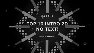 Gambar cover BAGI - BAGI INTRO 2D (NO TEXT) #2 | Free download!