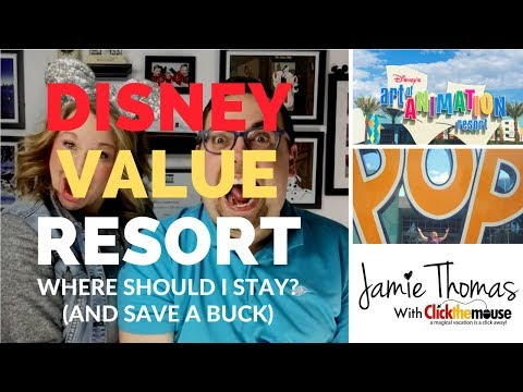Which Disney Value Resort should I stay at? Pop Century VS All Star