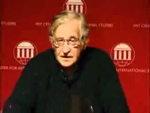 Chomsky on Gaza - Noam Chomsky