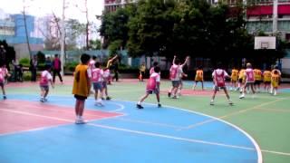 2014校際閃避球錦標賽-嶺南大學香港同學會小學Round2
