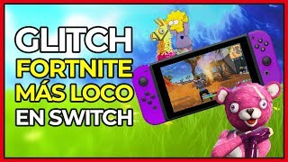 THE 15 MOST CRAZY AND FUN 15 FAILS AND BUGS FROM FORTNITE IN NINTENDO SWITCH