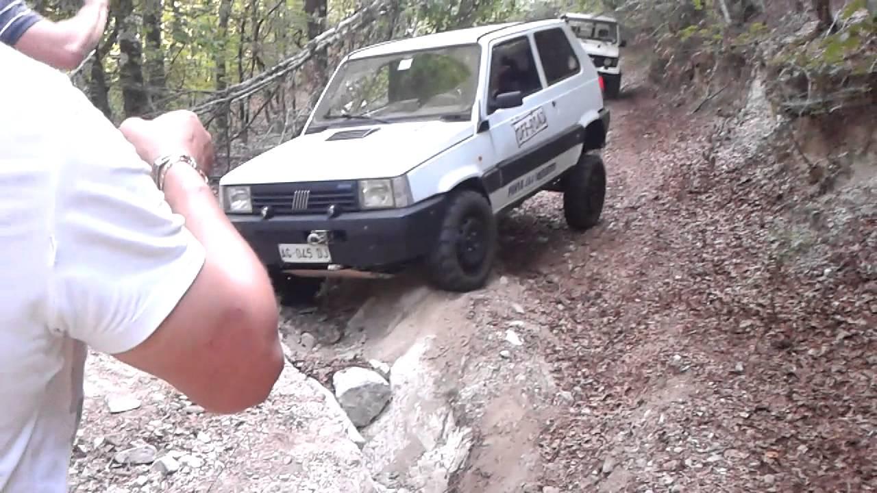 Off road panda 4x4 youtube for Panda 4x4 sisley off road