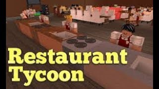 roblox restaurant tycoon part 7 - building japanese themed area