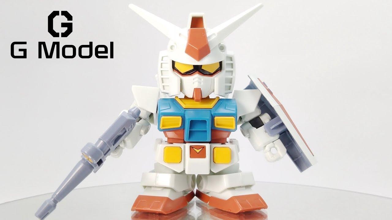 Gundam RX-78-2 GUNPLA SD Gundam BB Senshi Vol 200 BANDAI