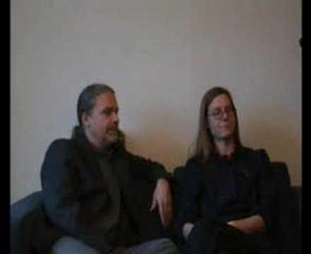 Martin Widmark och Helena Willis om hur de träffades