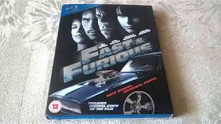 Fast and Furious 2009 Blu-ray