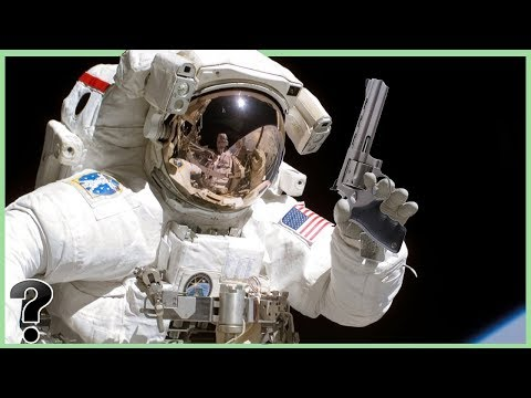 What Would Happen If You Shot A Gun In Space?