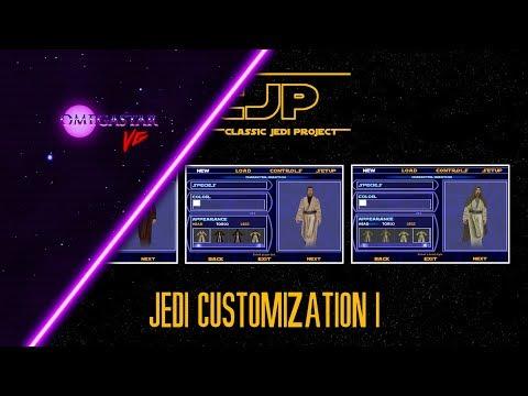 Star Wars Jedi Knight: Jedi Academy - CJP JKJA Jedi Customization [Mod Trailer]