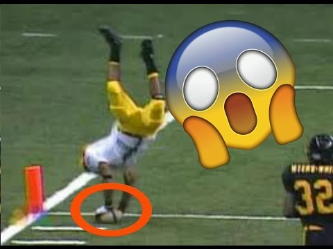 Football   When Celebrating goes WRONG