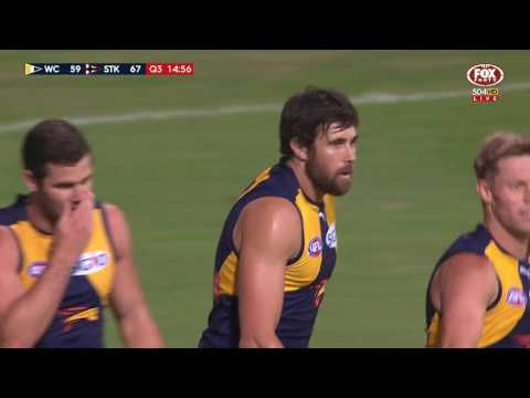 Round Two AFL Highlights: West Coast Eagles v St Kilda Saints