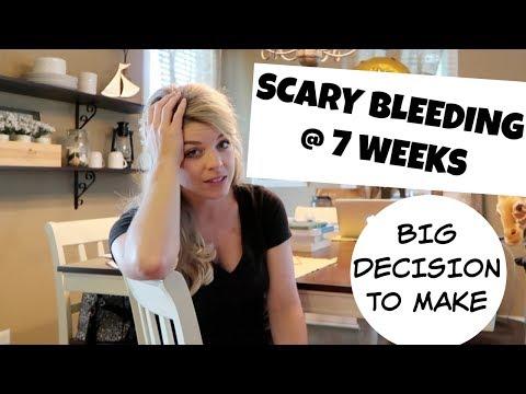 Rach Has Scary Bleeding // Important...
