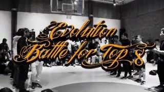 Tru Bulls vs  Dynamic Rockers // Evolution Worldfinal 2015