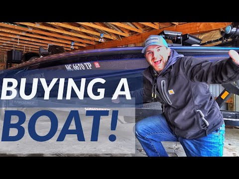 How to Buy Your First Boat! Boat Buying Tips