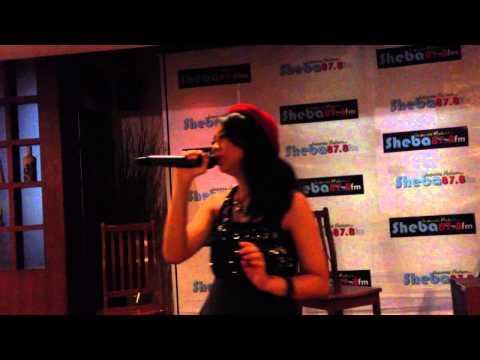 Marya Genova - Haruskah Ku Mati Live at Sheba FM Anniversary - 060215