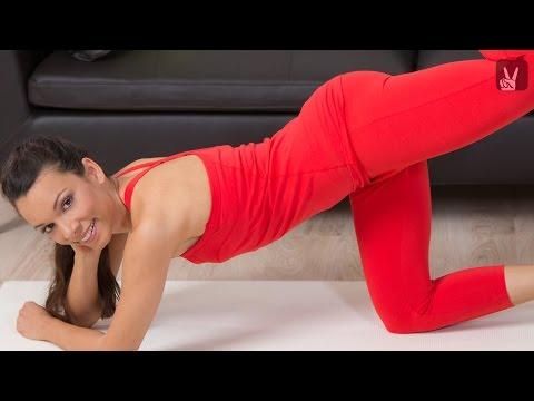 Pilates Bottom up - Das Anfänger Workout für Bauch, Beine und Po!
