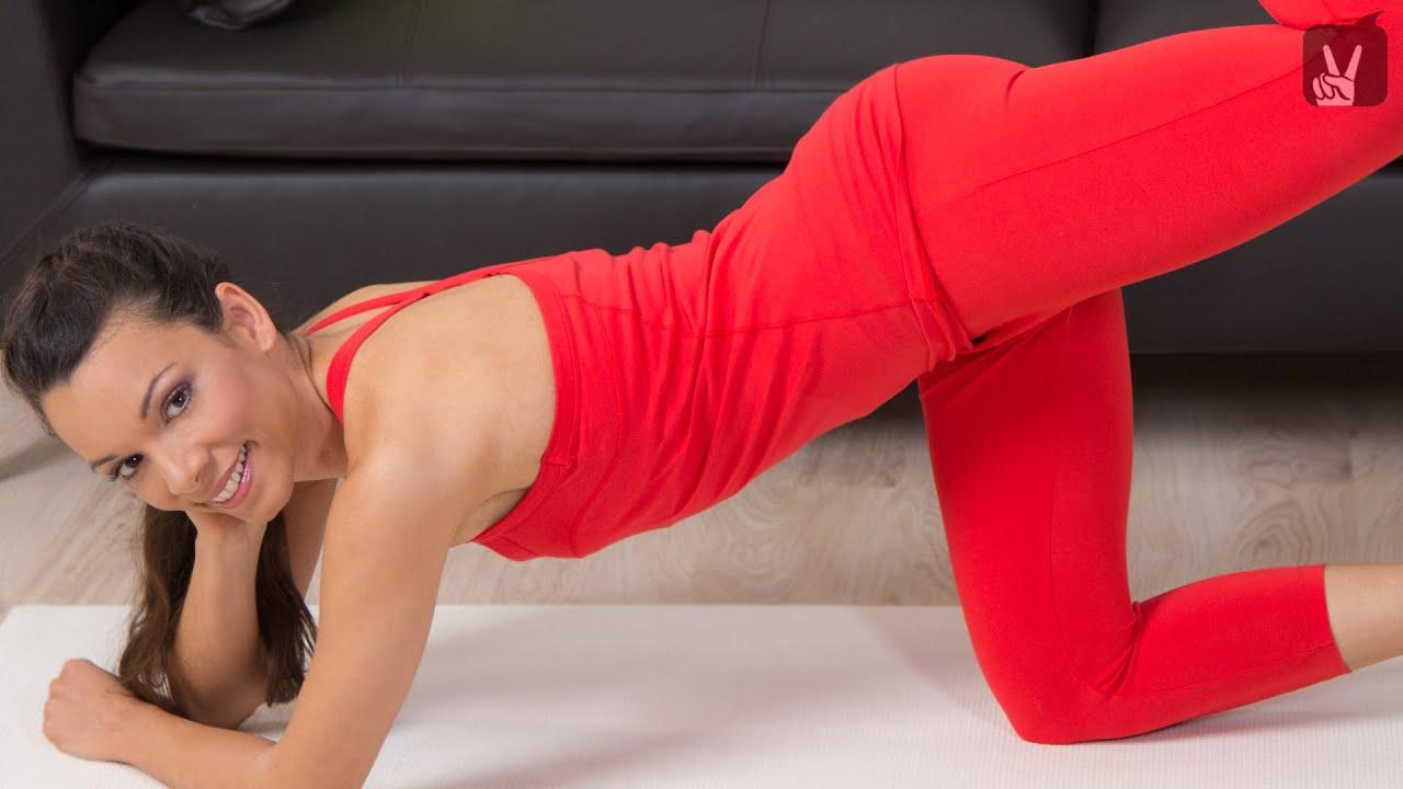 pilates bottom up das anf nger workout f r bauch beine und po youtube. Black Bedroom Furniture Sets. Home Design Ideas