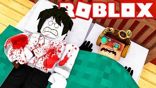 LA STORIA DI JEFF THE KILLER SU ROBLOX!! *PAUROSO*