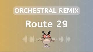 Route 29 - Remix / Arrangement ~ Pokémon Gold, Silver, Crystal ~ by Adam Haynes