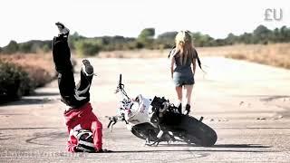 Kaise Jiyunga Kaise Batade Mujhko   WhatsApp Status Video 2018 [Bike Stunt]