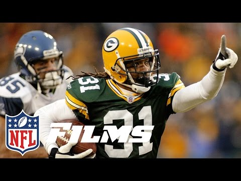 #4 Al Harris Humbles Matt Hasselbeck | NFL Films | Top 10 Interceptions